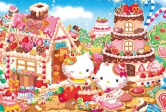 Hello Kitty sweets dream
