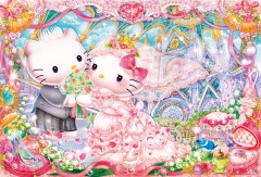 Hello Kitty royal wedding