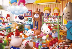 Sanrio toy shop