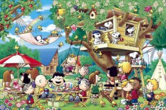 Peanuts Jigsaw Puzzles From Japan
