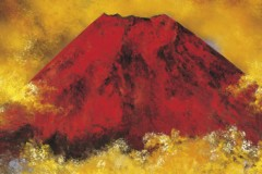 Heaven and Earth - Red Fuji