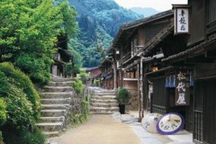 Tsumago in early summer