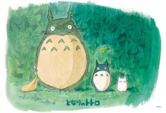 Meet Totoro in the forest