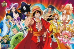 One Piece 15th anniversary