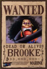 Wanted: Brooke
