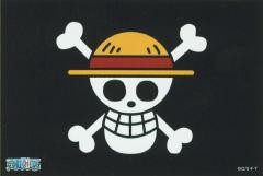 Straw hat pirate flag