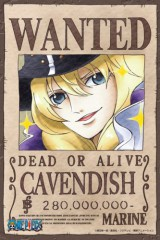 Wanted: Cavendish
