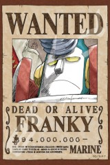 Wanted: Franky