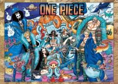 One Piece 20th anniversary