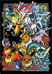 Pokémon Eevee evolutions
