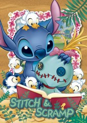 Stitch and Scramp