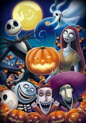 Halloween town: say