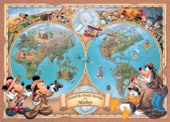 Around the World Heritage with Mickey