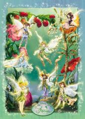 Tinkerbell and the fairies