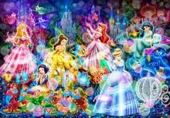 Disney Jigsaw puzzles Princesses