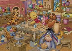 Pooh's pottery workshop