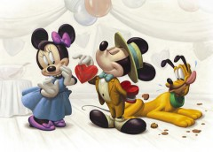 From Mickey with love