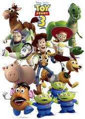 The world of Toy Story