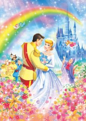 Cinderella's royal wedding