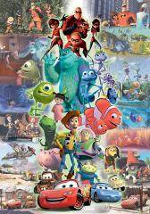 Pixar all characters