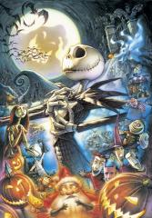 Art of Nightmare Before Christmas