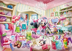 Minnie's fashion room