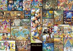 Mickey Mouse art collection