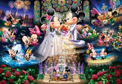 Disney mickie and minnie larger puzzles