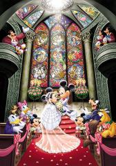 Mickey and Minnie's wedding