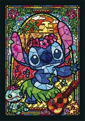 Stitch in stained glass