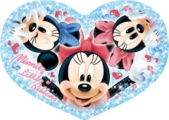 Minnie and Little Ribbons