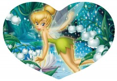 Tinker Bell on the water