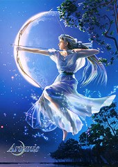 Artemis, goddess of the moon