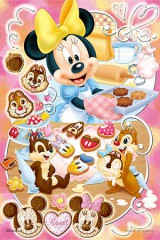 Mickey pastry chef
